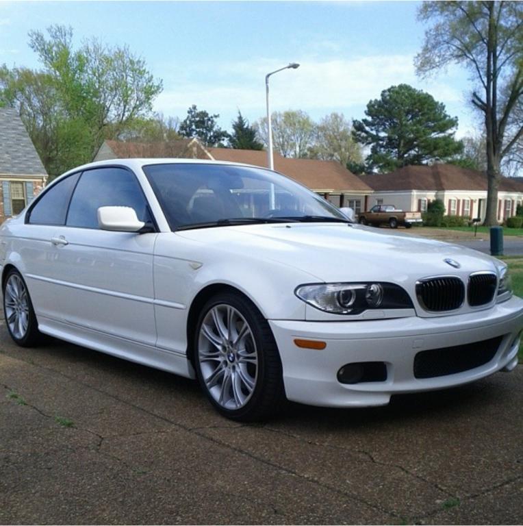 Bmw Z Forum: First BMW. 06 Alpine White In Memphis