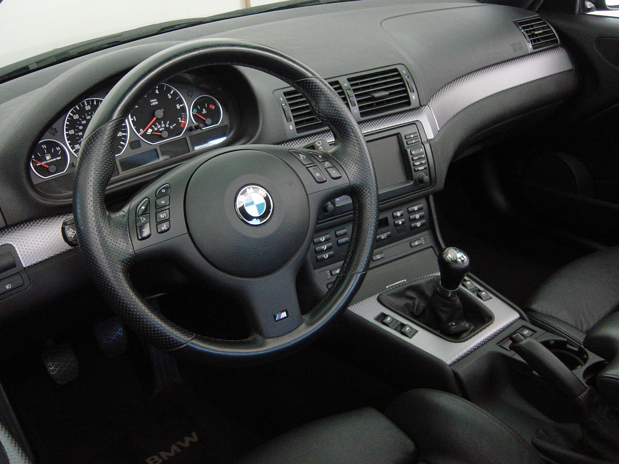 Let S See Your E46 Interior