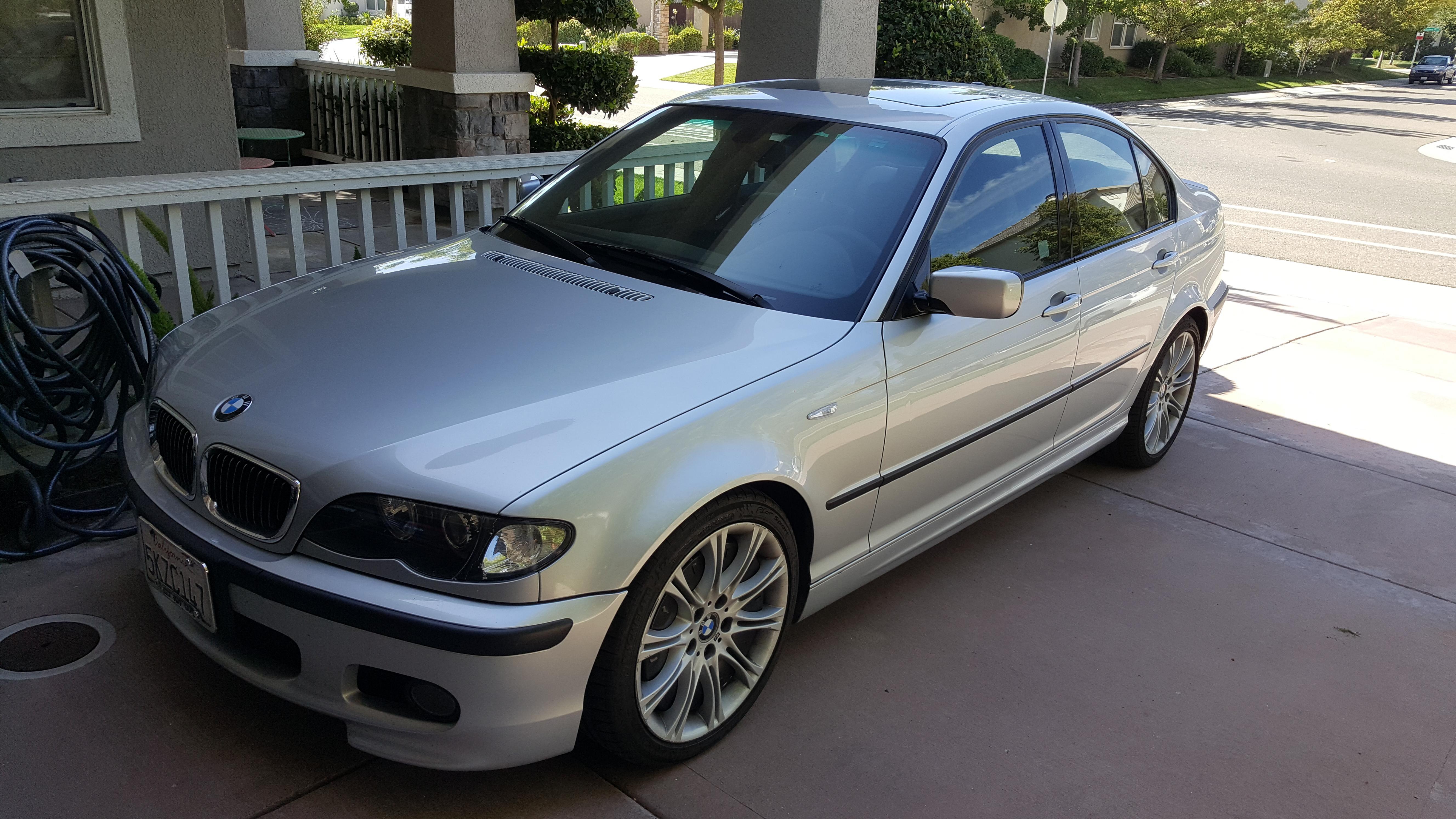 2005 BMW 330i 6MT NAV Premium Pkg 2nd owner 59K Original Miles
