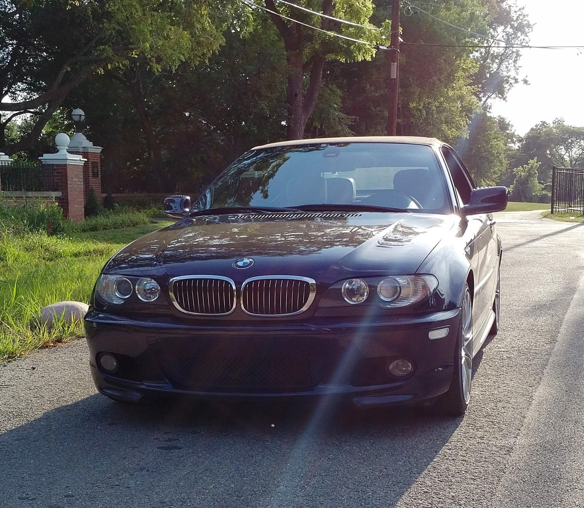Bmw Zhp: 2006 BMW 330Ci ZHP Vert 62k Miles Chicagoland