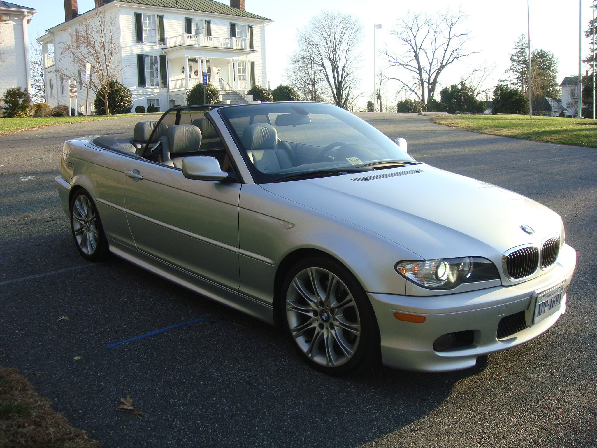 For Sale 2004 Bmw Zhp 330ci Titanium Silver Grey