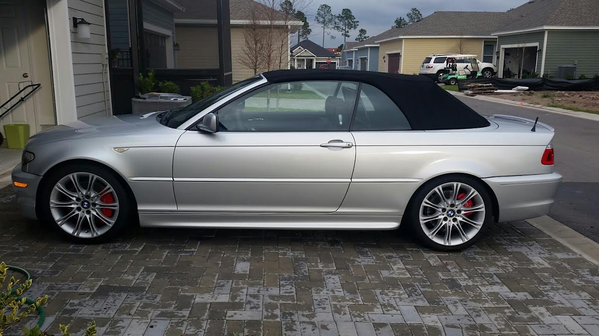 BMW 335Xi For Sale >> FOR SALE 2005 BMW (E46) 330CI ZHP Convertible, 81k miles