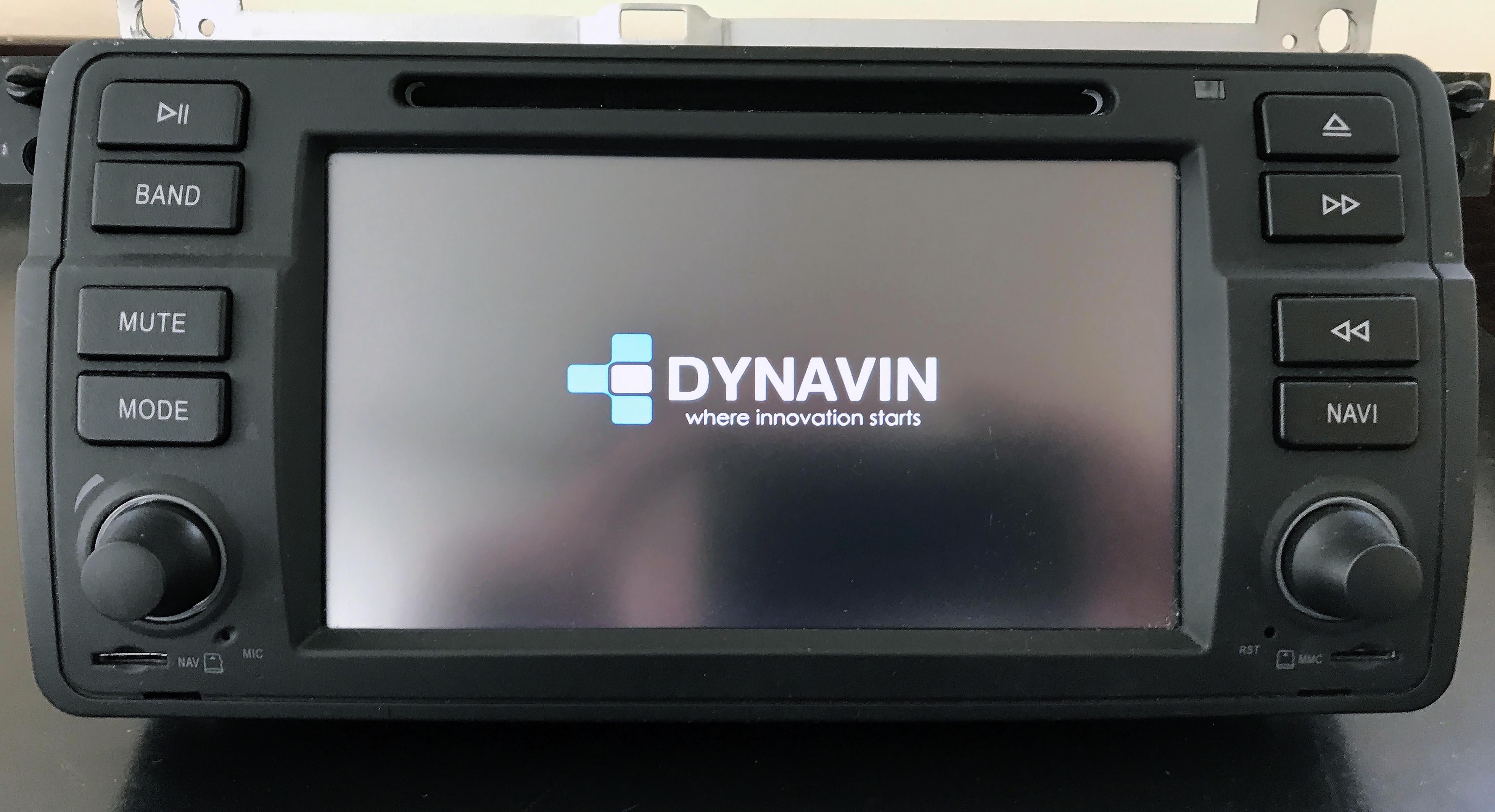 Sold): Dynavin N6-E46