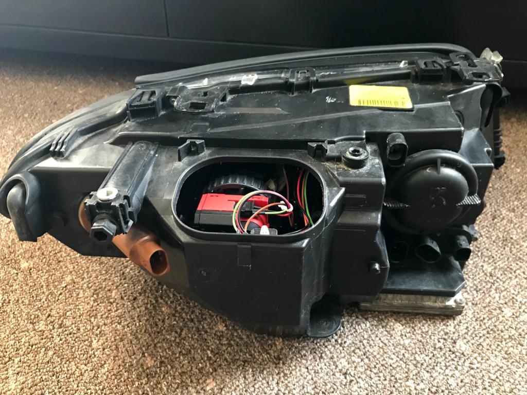 Genuine BMW Bi-Xenon Adaptive headlights