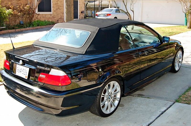 For Sale 2004 BMW 330CI ZHP Convertible