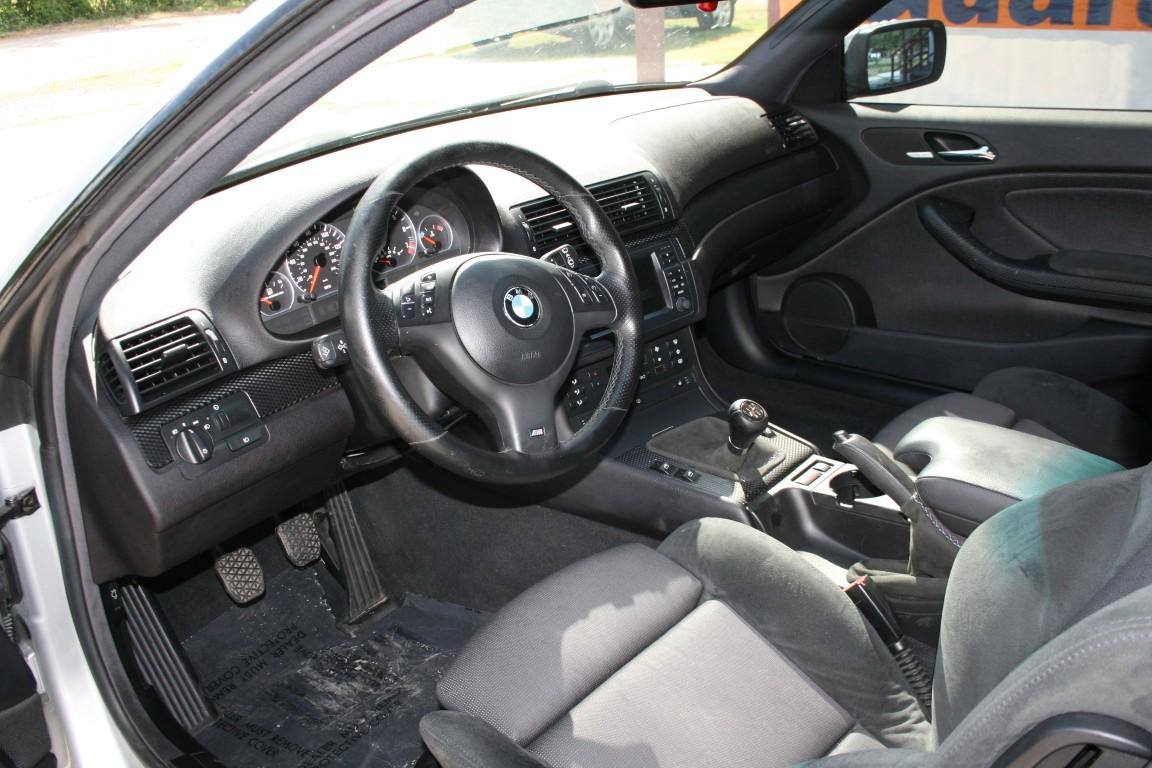 For sale 2005 bmw 330ci zhp silver 6mt