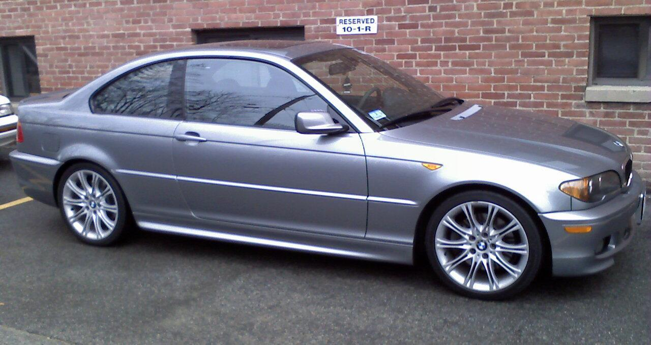 For Sale: BMW 135 style OEM wheels, Rear right has hair ...