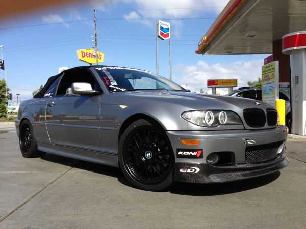 FS 2005 BMW 330Ci Convertible Auto Dinan 3 Package 24999