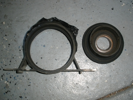 DIY: replacing guibo (flexdisc) and/or driveshaft center