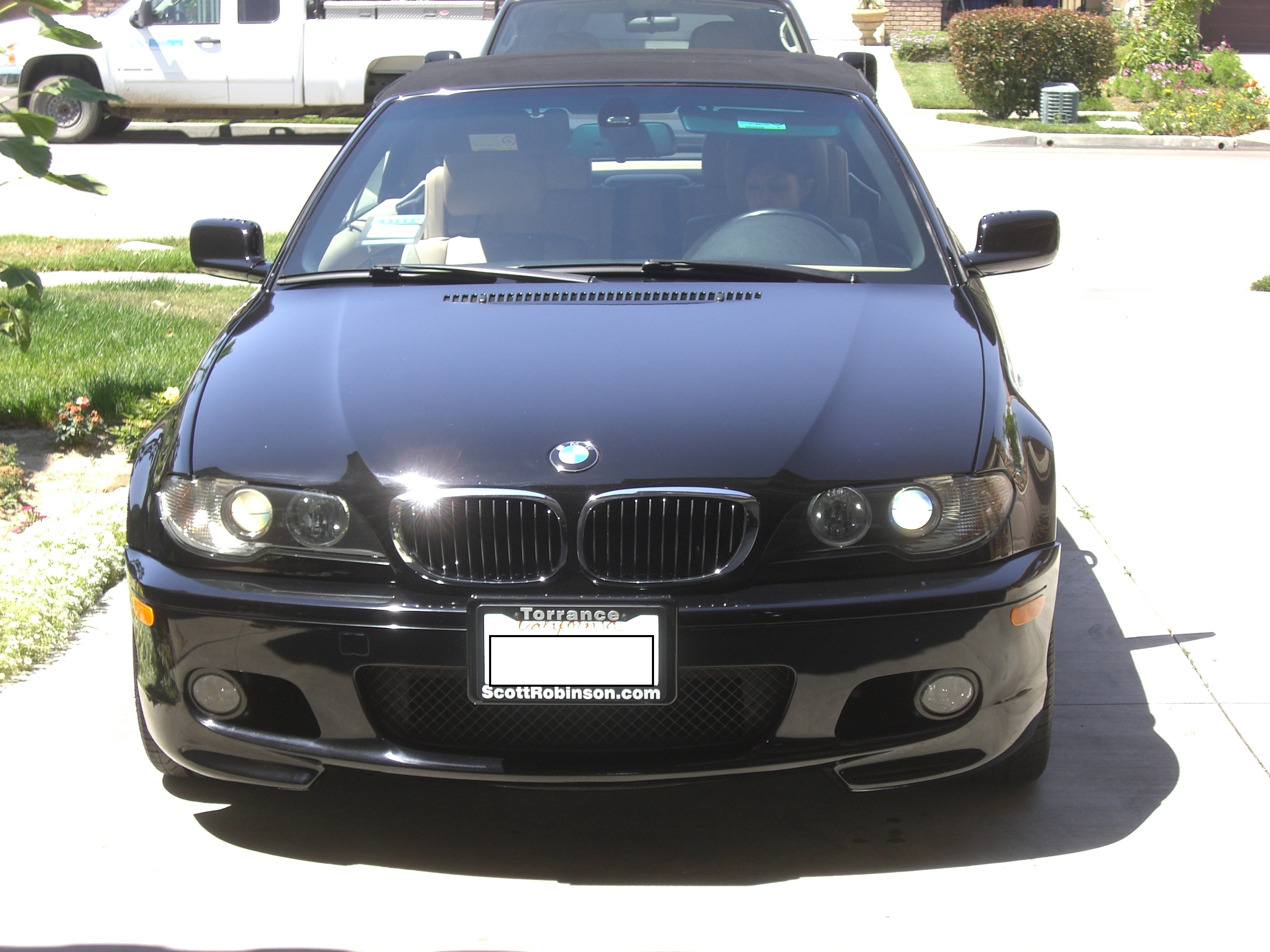 2005 BMW 3 Series 330Ci Convertible ZHP15800