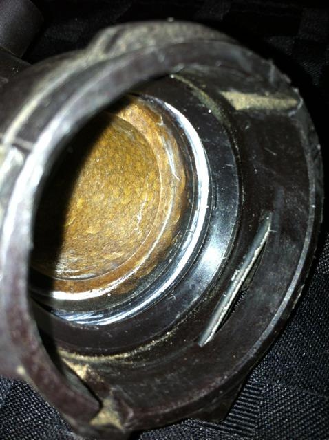 Smaller Upper Radiator Hose Leak